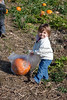 Pumpkin Picking in PA : Mylissa, Alexis, Amy, Joe, Skyler, Jaidon, and Caylinn go with Nana to the pumpkin patch on a beautiful fall Sunday