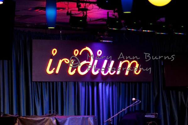 Murray and Dave at the Iridium